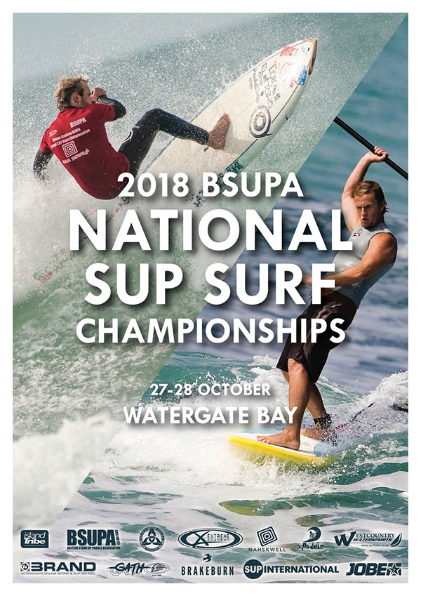 National SUP Surf Championships 2018