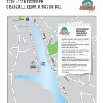 Parking/General information for this weekends BSUPA National Race Championships
