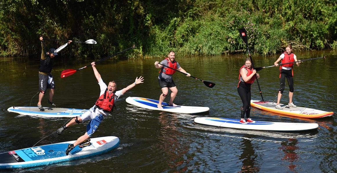 River Avon SUP