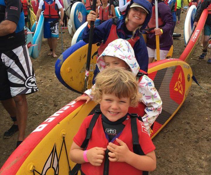 SUP Armada Kids