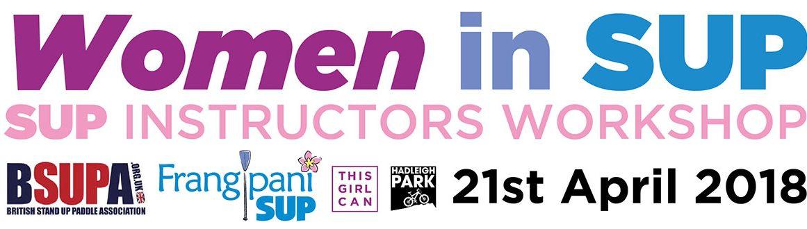 SUP Instructors Workshop for Women