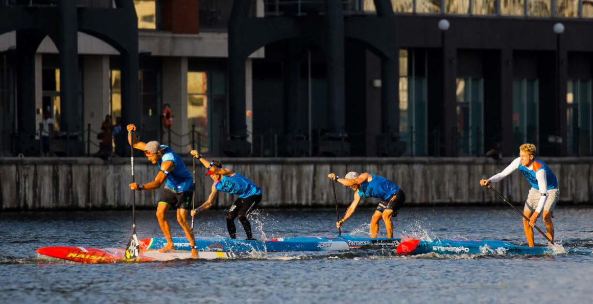 London SUP Open